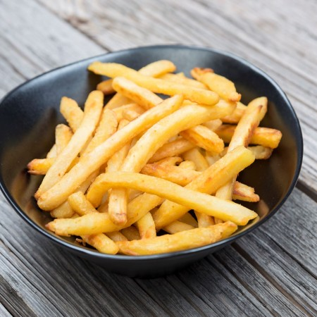 Coated Parsnip Fries