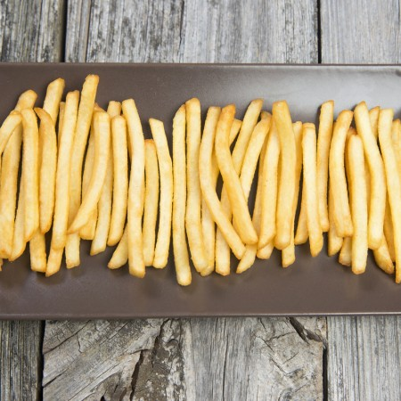 Premium Extra Thin Cut Fries 7/7