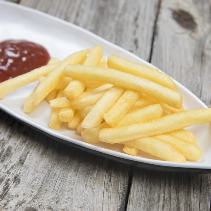 Premium Straight Cut Fries 9/9 - 3/8